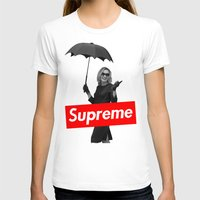 supreme T-shirts featuring The Supreme by Dandy