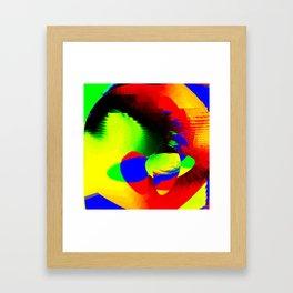 Daily Design 55 - Complications Framed Art Print