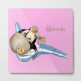 Rukia Cutes8 Bleach Metal Print
