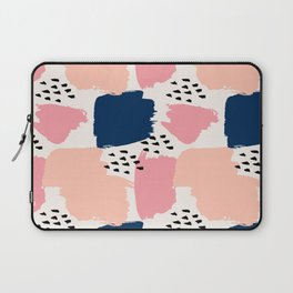Abstract Pastels Laptop Sleeve