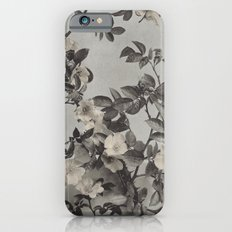 Vintage Hand Colored Dogwood Flower Slim Case iPhone 6s
