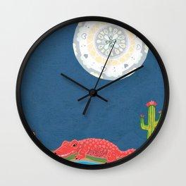 GatorMoon Wall Clock