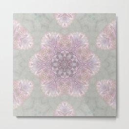 Ranunculus N°2 (pattern) Metal Print