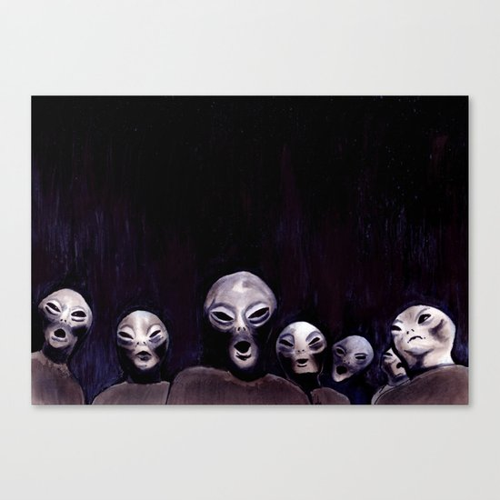 Summer of '47 Canvas Print