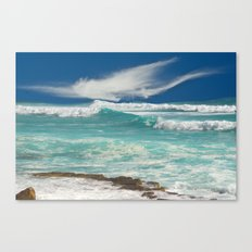Wild Atlantic Canvas Print