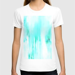 Lost in Silence 1q by Kathy Morton Stanion T-shirt