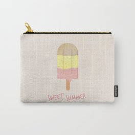 Summer Ice Cream Carry-All Pouch