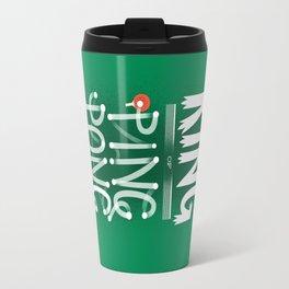 The King of Ping Pong Travel Mug