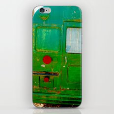 The Bus back end mystery..... iPhone & iPod Skin