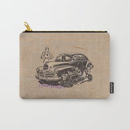 car racing Carry-All Pouch