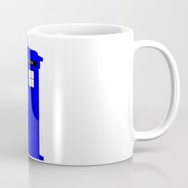 British Police Box Coffee Mug