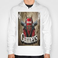 arsenal Hoodies featuring ARSENAL by Acus