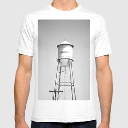 Marfa Water Tower B&W T-shirt