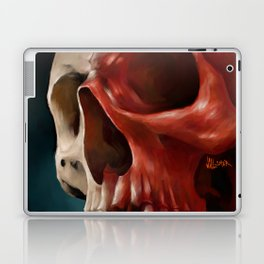Skull 9 Laptop & iPad Skin