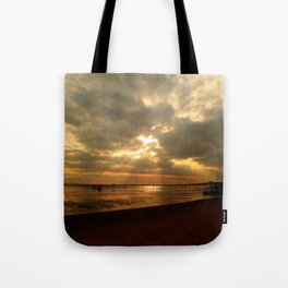 The Angels Are Calling Tote Bag