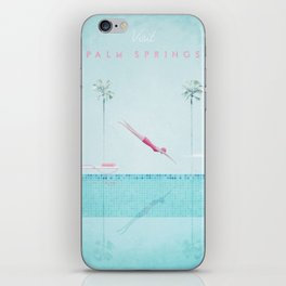 Palm Springs iPhone Skin