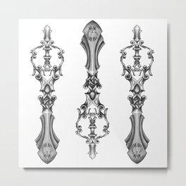 槍 (SPEAR) Metal Print