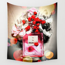 Eau de Parfum Pink Wall Tapestry