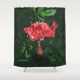 Flamenco by Teresa Thompson Shower Curtain