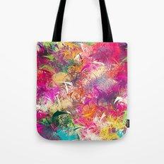 Random Paint Tote Bag