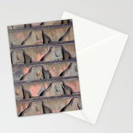 Grate Curves Stationery Cards