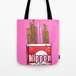 Pocky Lover - Junkies Collection Tote Bag