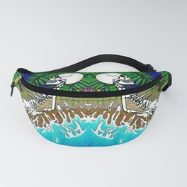 To the Moon Fanny Pack