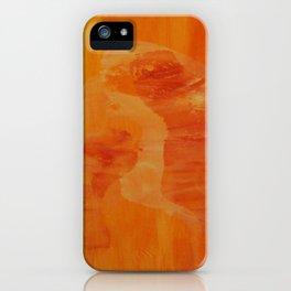 Warm Imprints iPhone Case