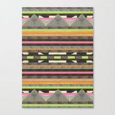 DG Aztec No. 2 Canvas Print