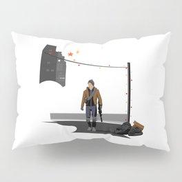 The Division Agent Pillow Sham