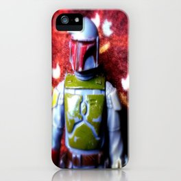 Boba Fett iPhone Case