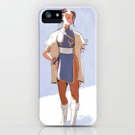 Chun-Li iPhone Case