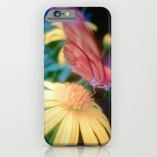 hungry butterfly iPhone & iPod Case