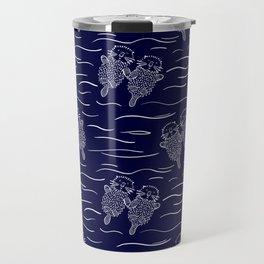 Otterly Devoted Travel Mug