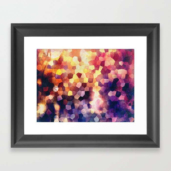 ε Ursae Majoris Framed Art Print