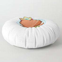Princess Daisy Floor Pillow