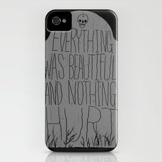 slaughterhouse V - everything was beautiful - vonnegut iPhone (4, 4s) Slim Case