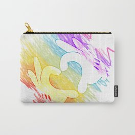 Mickey Loves You Carry-All Pouch