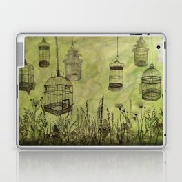 Caged In Laptop & iPad Skin