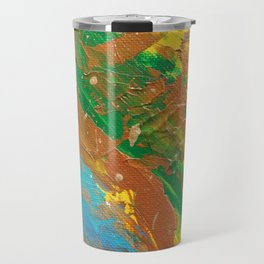 Tide Wave of Earth Travel Mug