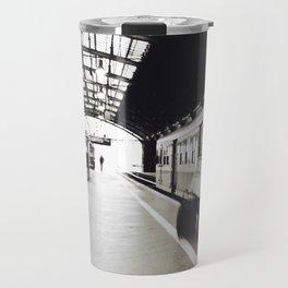 Train Station Travel Mug
