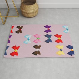 Sailor Ribbons Rug