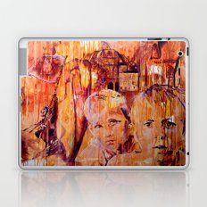 Telse and Magdalena or the question: how free is a Dithmarscher? Laptop & iPad Skin