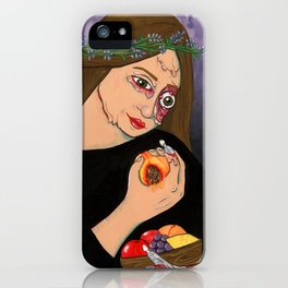 Immorality iPhone Case