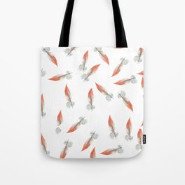 Feathers in Flight Tote Bag