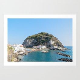 Sant' Angelo, Ischia II Art Print