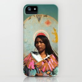 Honor the Indigenous iPhone Case