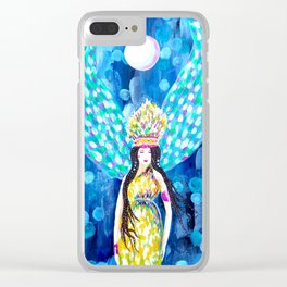 High Priestess Clear iPhone Case