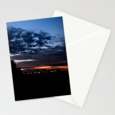 Dramatic Clouds Stationery Cards