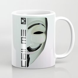Call me V Coffee Mug